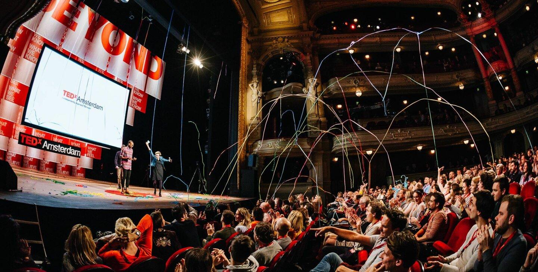 TEDx Amsterdam archief