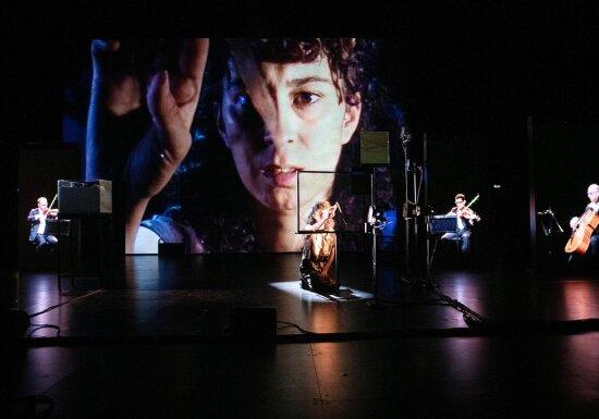 Antigone in Molenbeek foto: Kurt Van der Elst