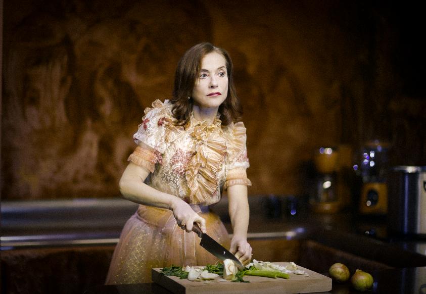 La Menagerie de Verre - Isabelle Huppert