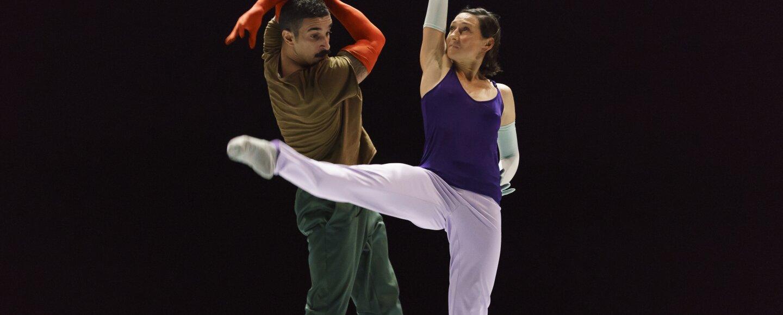 Dans- en bewegingstheater voorstellingen