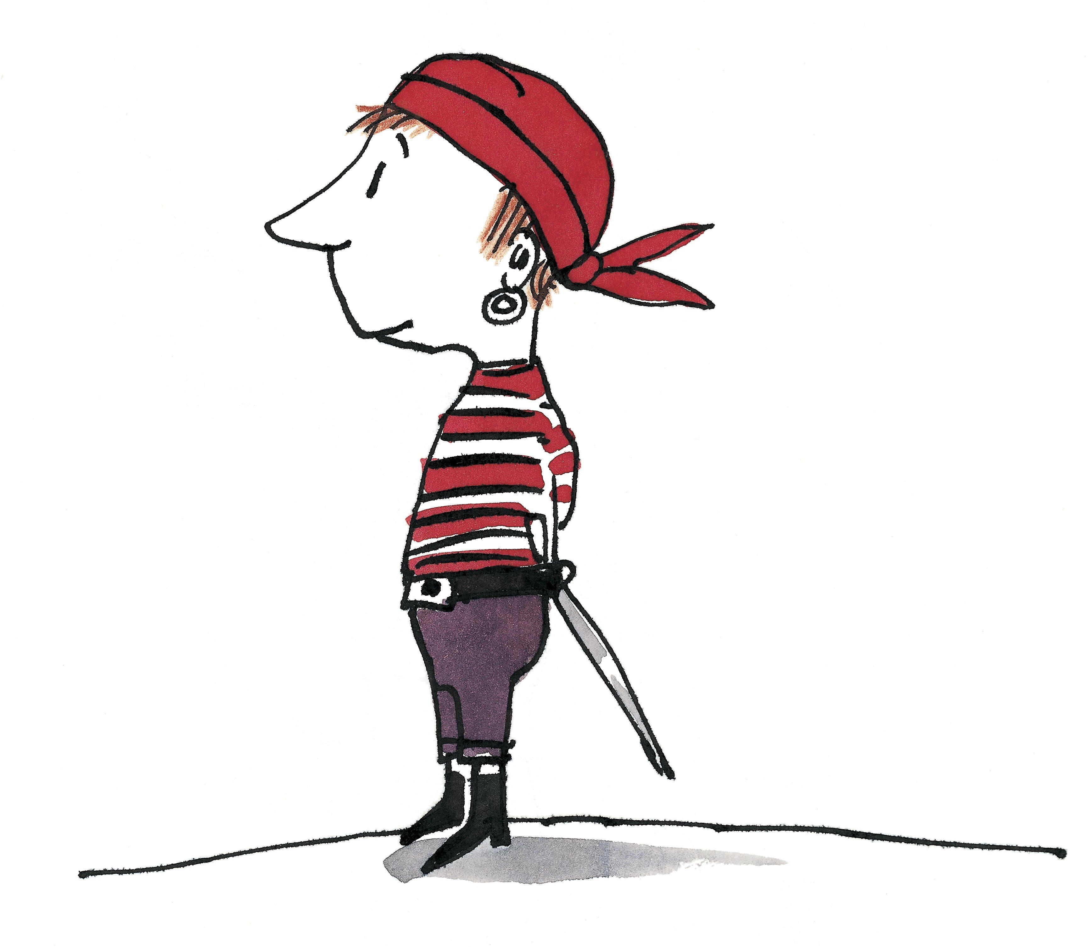 Zondagmorgen in ITA: Aadje Piraatje in gevaar (2 - 6 jaar)