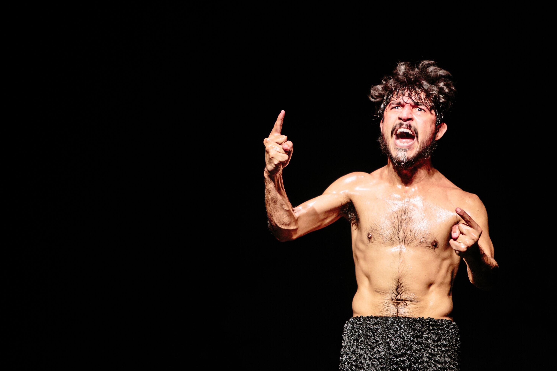 Julidans NEXT: Iron Mouth / Boca de Ferro