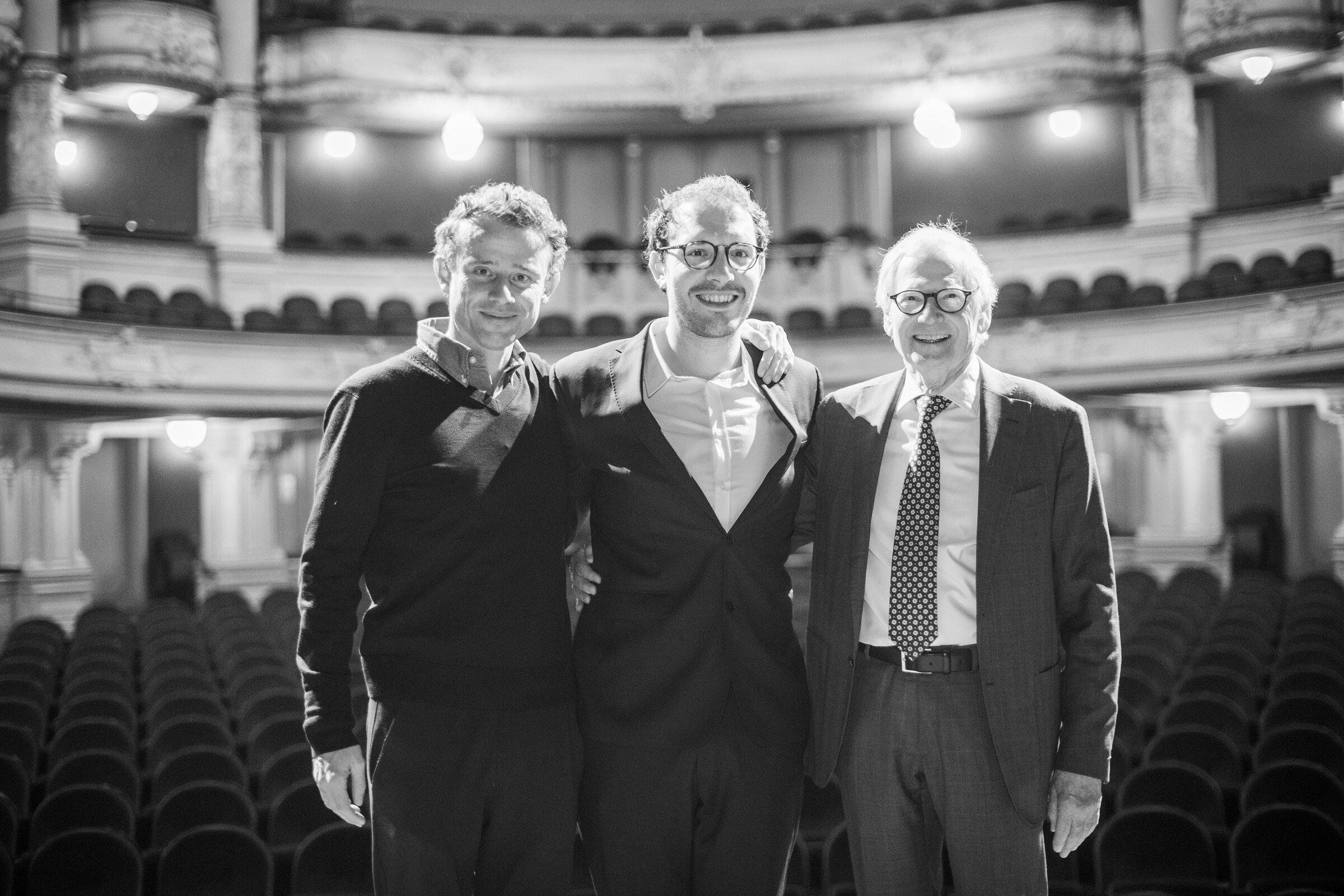 Britse regisseur Robert Icke Ibsen Artist in Residence bij ITA