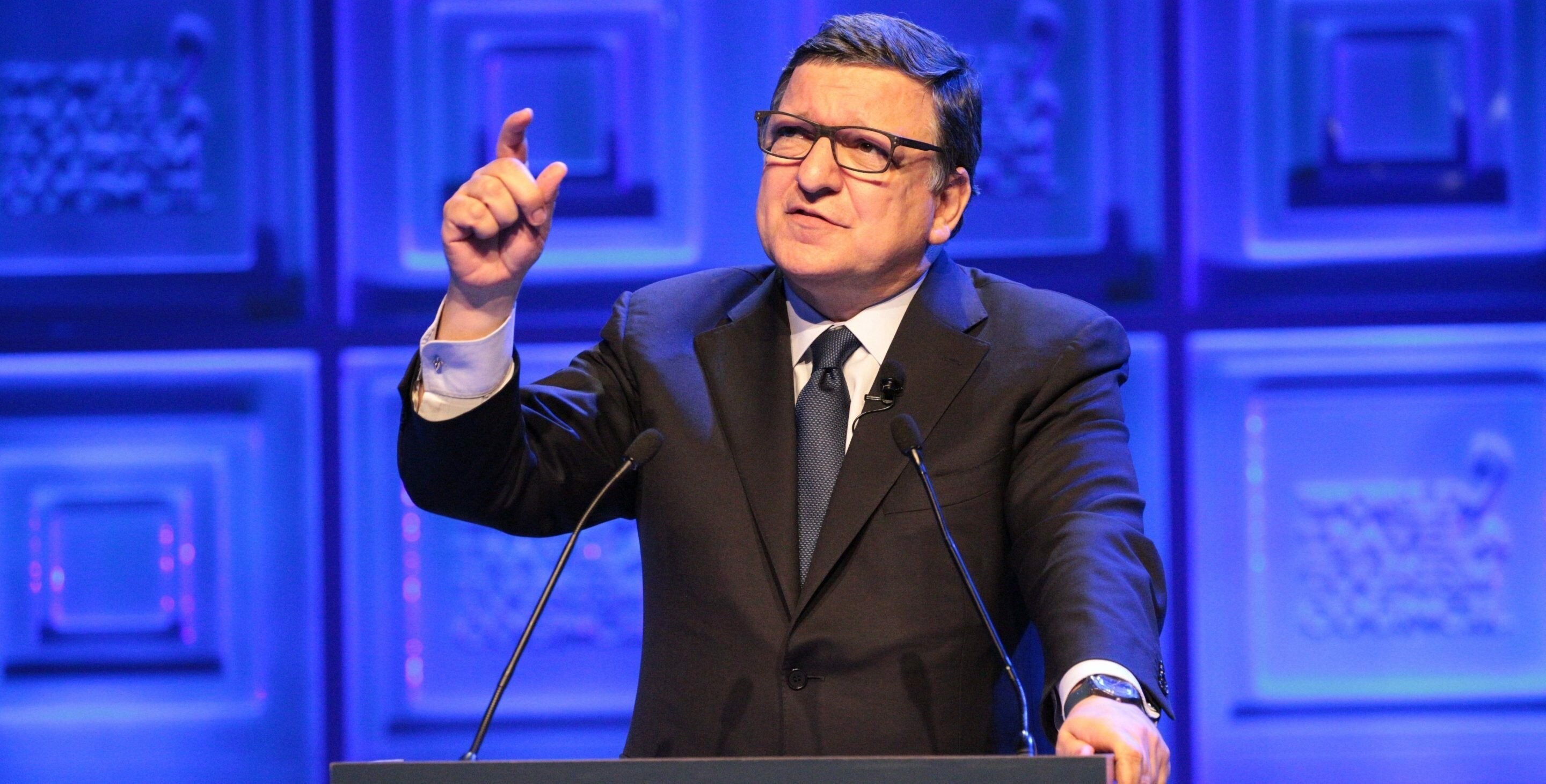 Sign of the Times: José Manuel Barroso