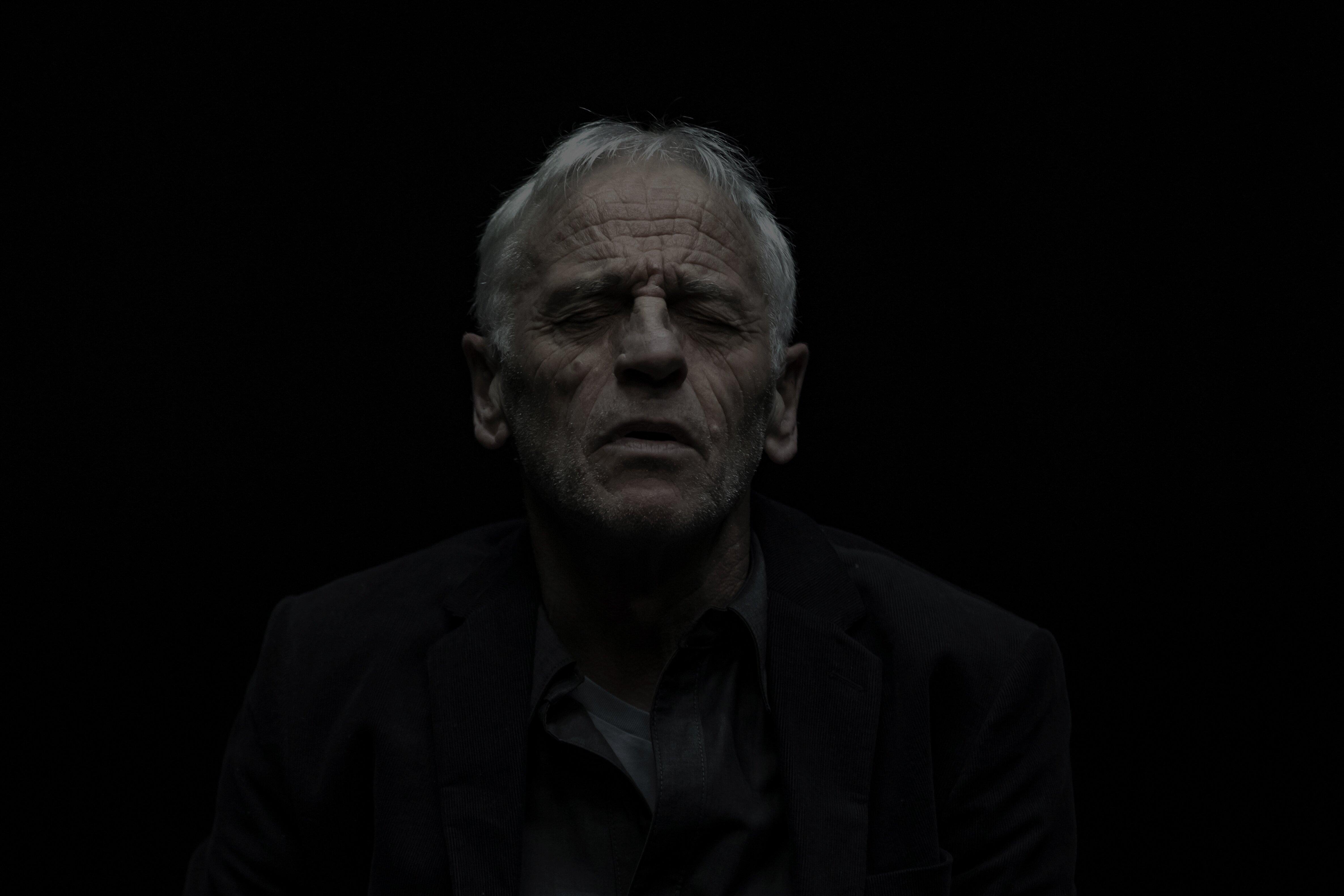 ACT: Johan Leysen speelt Beckett