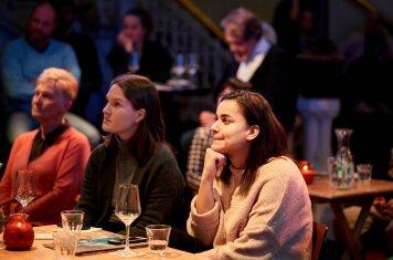 WorldTalks Amsterdam / The Purpose Hunt