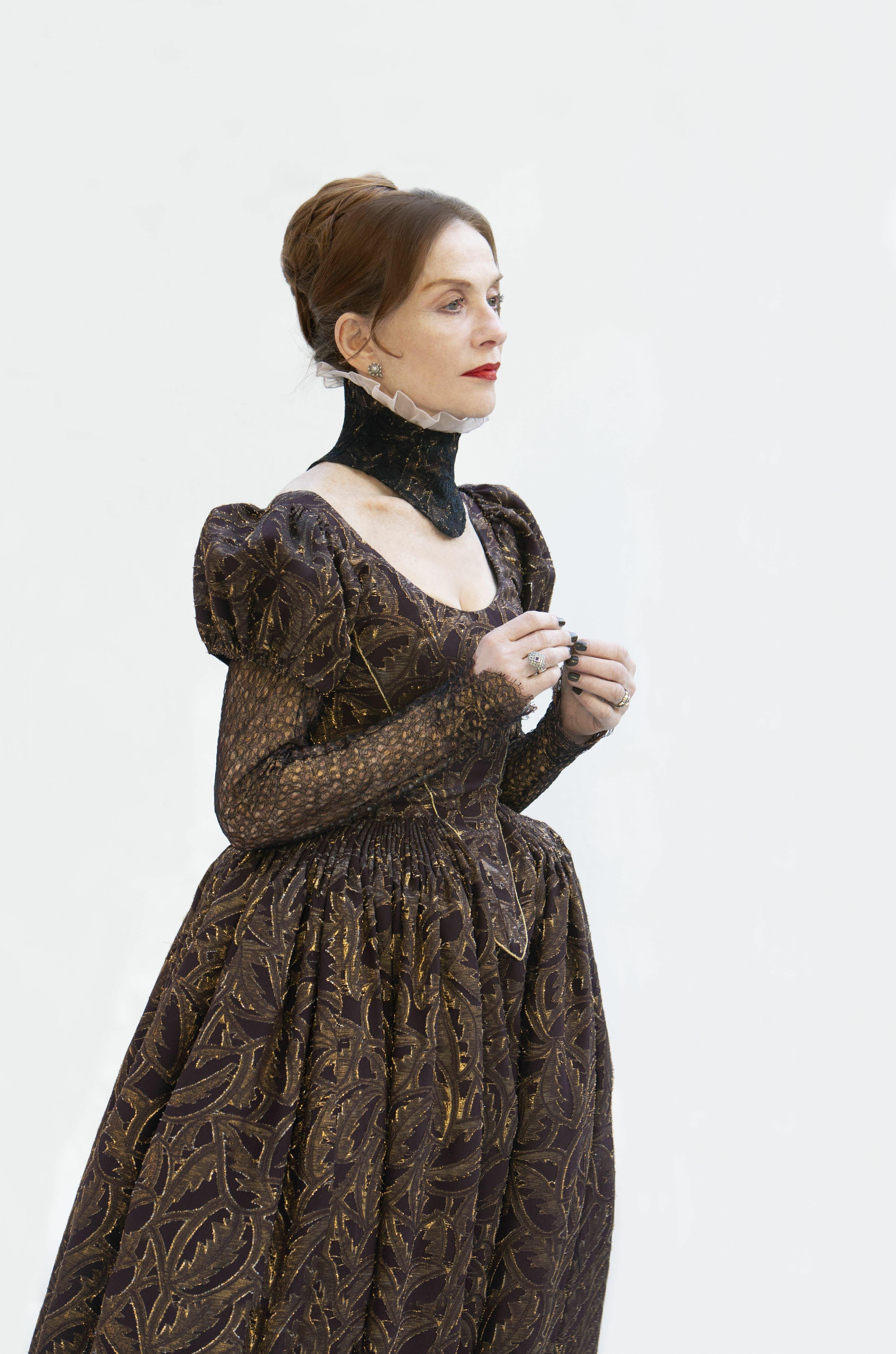 Isabelle Huppert komt naar ITA in regie van Robert Wilson
