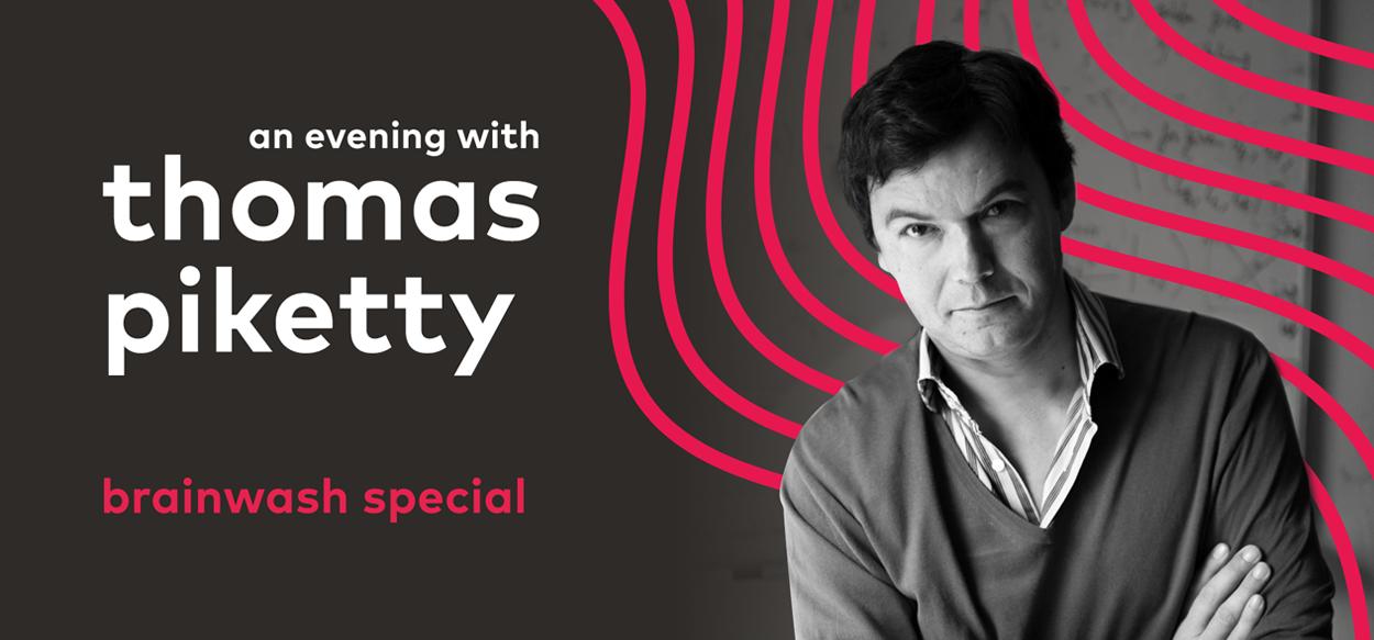 Een avond met Thomas Piketty