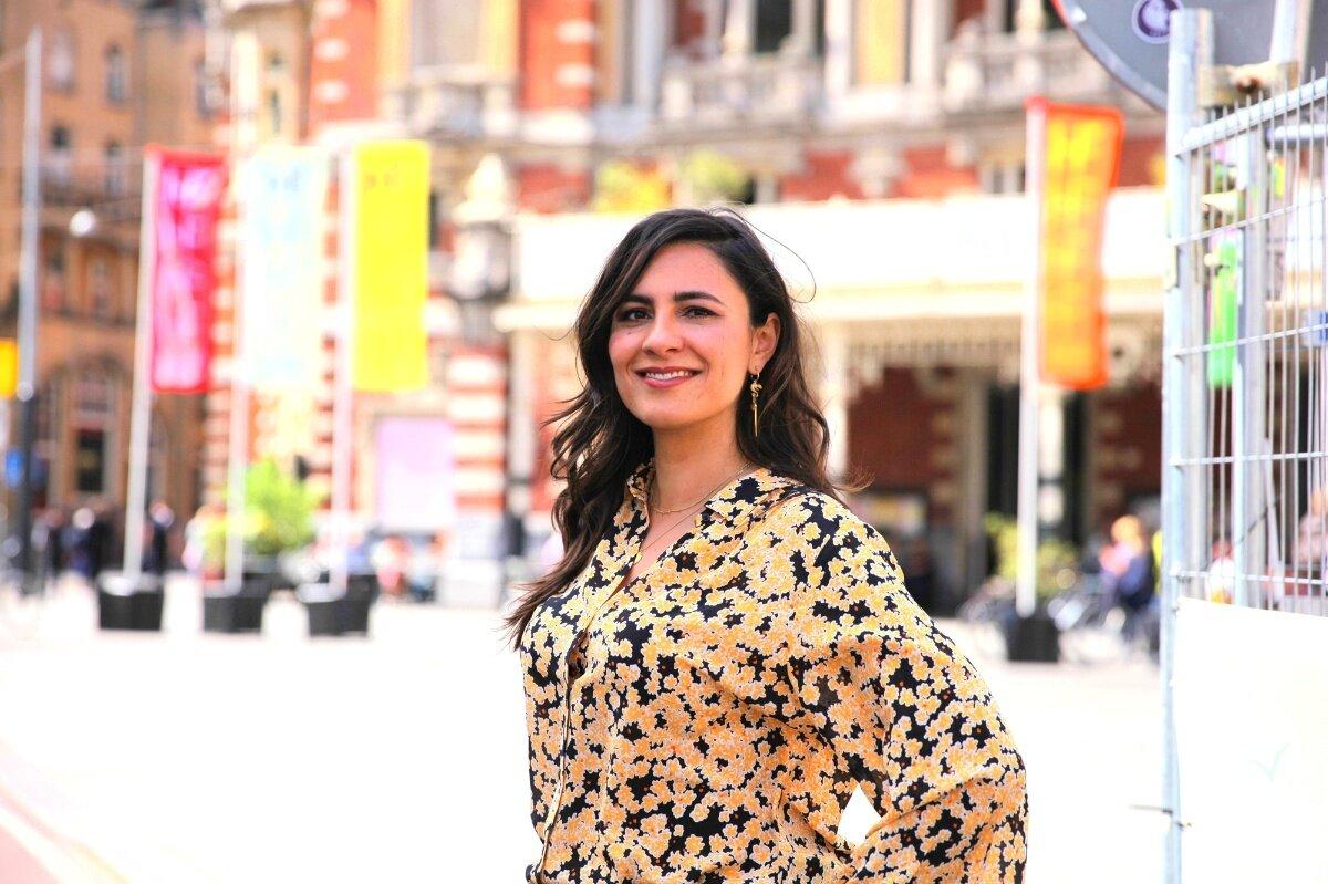 Nadia Moussaid te gast bij Age of Rage