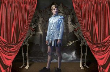 Hamlet, de familievøørstelling (8+)